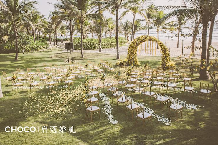 三亚婚礼 | 夏日の 情书