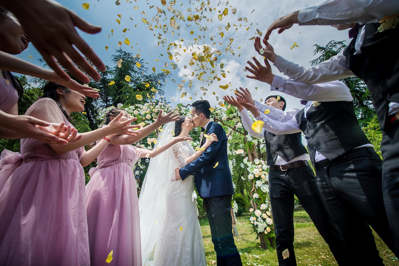 婚礼仪态方面的建议