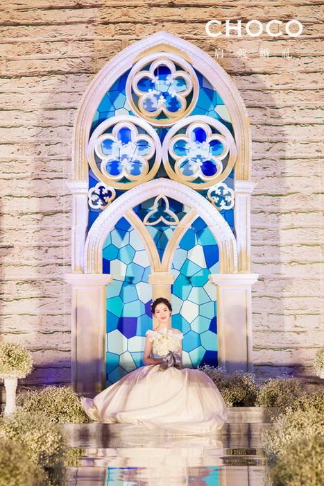 婚礼作品 | 天蓝色彼岸