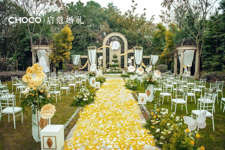 婚禮作品 | 風情假日