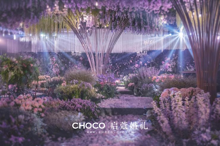 婚禮作品 | Dior花園