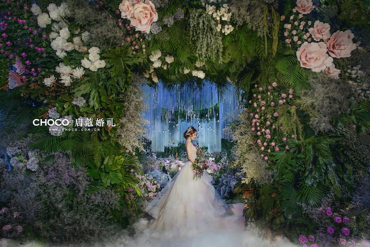 启蔻案例 | 梦中的婚礼