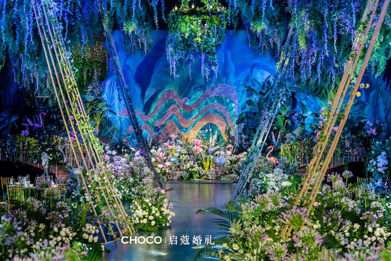 森系婚礼作品 | 奇幻森林