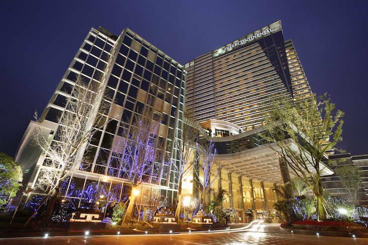 成都世纪城天堂洲际酒店