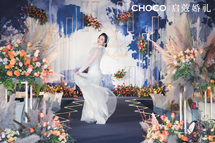 婚礼作品 | 夜之花